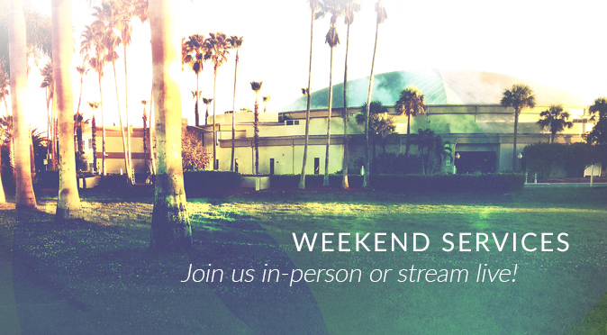 Weekend Services with Pastor Betzer