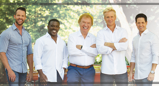 Gaither Vocal Band, Live in Concert