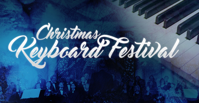 29th Christmas Keyboard Festival